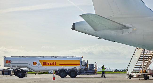 Amsterdam offers well developed infrastructure for storing SAF, Ralph van Mook  -  picture: courtesy of Shell Aviation
