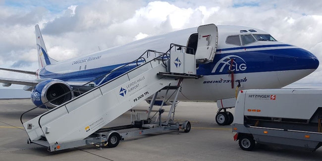 The further enlargement of the fleet depends on CargoLogicGermany's financial result in fiscal 2020  -  images: CFG / hs