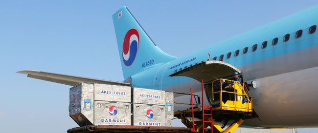 Full containers keep the airline flying. Image: Korean Air