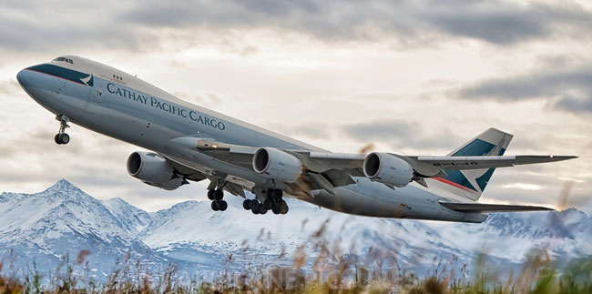 Cathay's restructuring efforts also to affect cargo operations