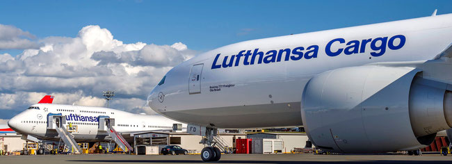 B777 freighters will replace MD-11Fs. The crucial question is when  -  photo: LHC