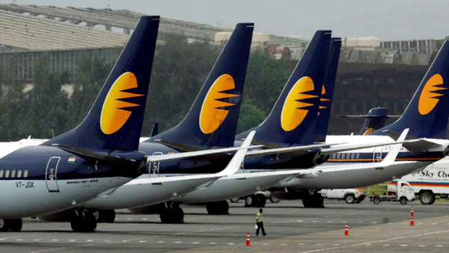 More than 60 Jet Airways have been deregistered