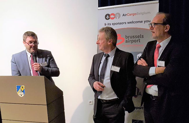Many airports envy BRU for their closely-knit cargo community, ACB Chairman Steven Polmans told the association members  -  photo: ms