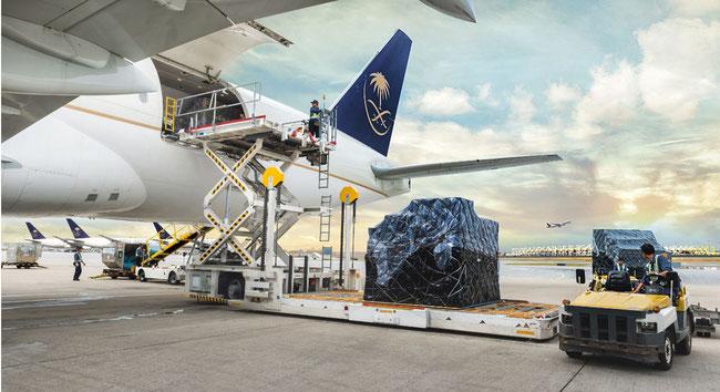 Picture: courtesy Saudia Cargo