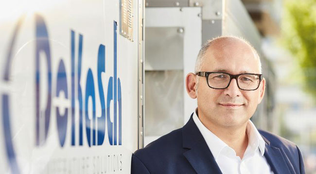 Andreas Seitz is Managing Director at ULD provider DoKaSch Temperature Solutions  -  credit: DoKaSch TS