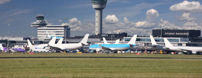 Air freight could become more expensive in AMS  -  image courtesy of Schiphol Airport
