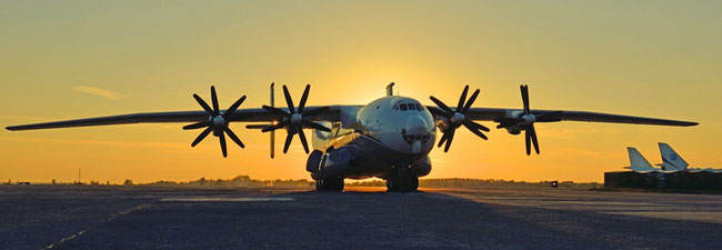 Antonov aircraft are banished from Somalia ops, as is the AN-22 seen here