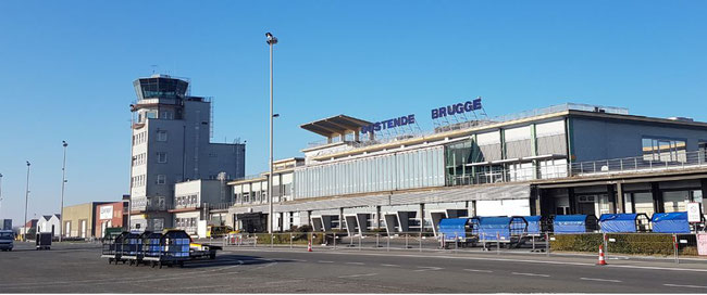 Ostend Airport reports stark growth of cargo volumes this year  -  company courtesy