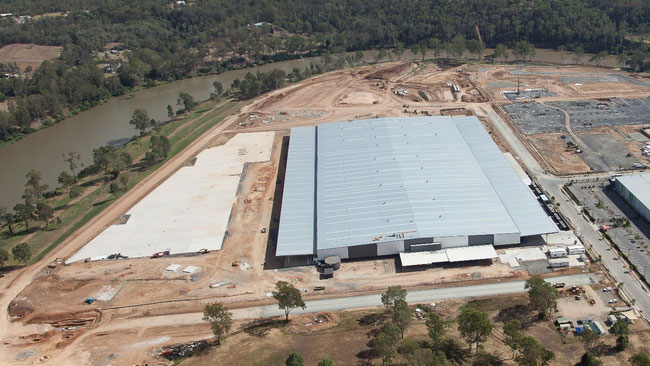 Australia Post's new Redbank facility