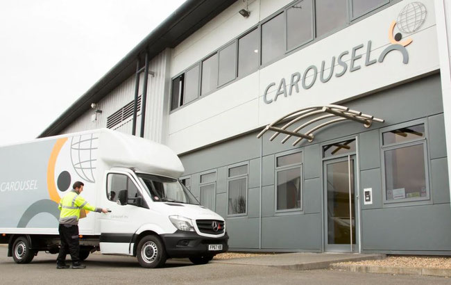 The wheels keep turning at Birmingham Airport. Image: Carousel