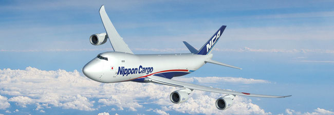 Grounded: Boeing 747-8F operated by Nippon Cargo