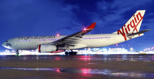 Next stop: Tokyo – photo: Virgin Australia