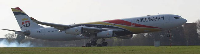 Charleroi is home of newcomer Air Belgium