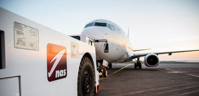 National Aviation Services (NAS) will offer ground handling and cargo services in Mozambique beginning July 2019