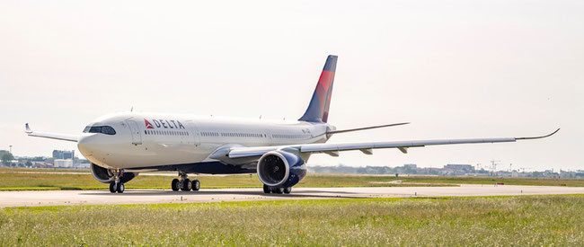 Soon, LUG will be responsible for handling Delta shipments at FRA  -  company courtesy