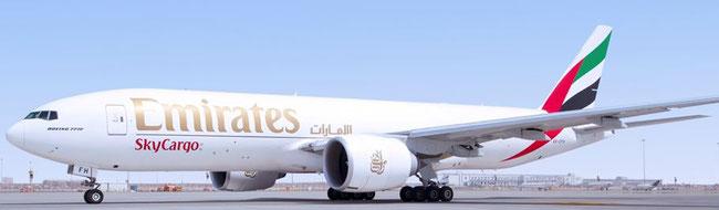 Twice a week to Guadalajara from this week - Image: Emirates