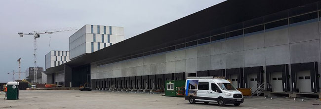 Brussels Airport is expanding its warehousing capacity  -  CFG / ms)