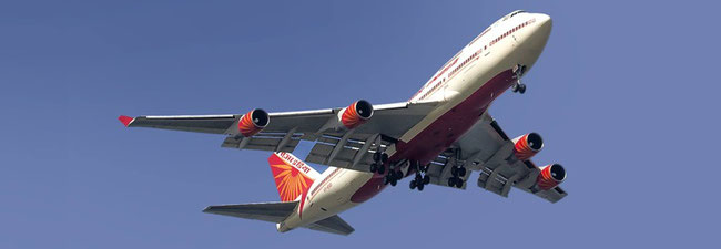 Will ailing Air India operate Boeing 747-400 freighters along their passenger jumbos as well?  -  picture: AI