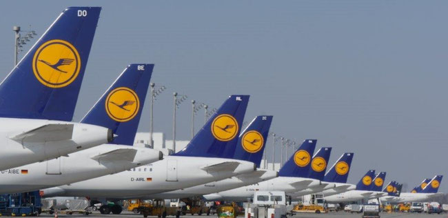 Munich is Lufthansa's second largest hub next to Frankfurt