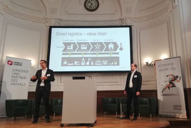 Knapp presentation by Bernd Stoeger and Markus Neuper  -  image © Gledhill