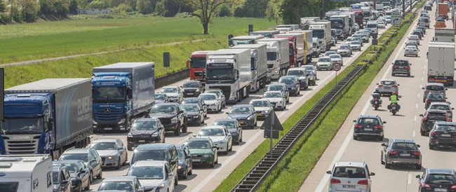 Traffic chaos on highways make lead times for goods trucked across Europe increasingly unpredictable.