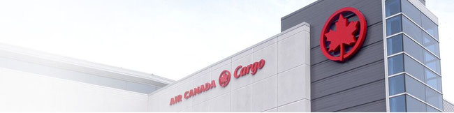 Air Cargo Canada's Headquarters. Image courtesy of Air Canada Cargo