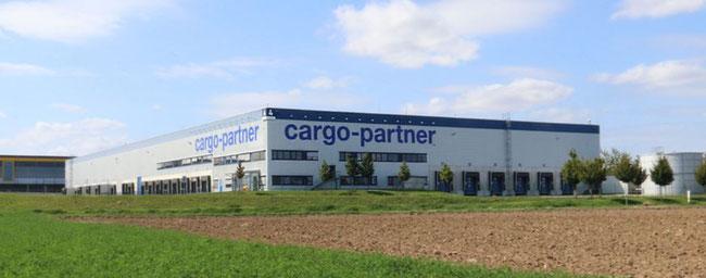 cargo-partner's iLogistics Center in PRG. Image courtesy of cargo-partner
