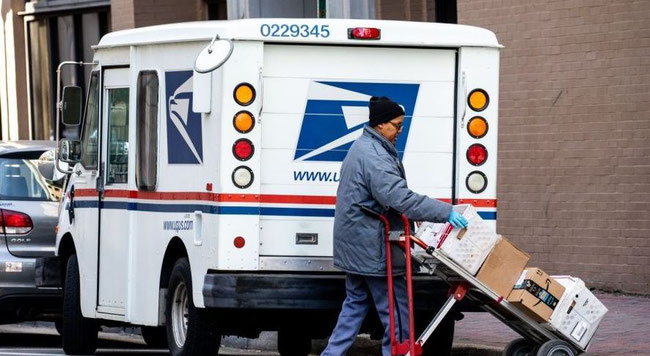 USPS eyes end to terminal dues structure  -  company courtesy