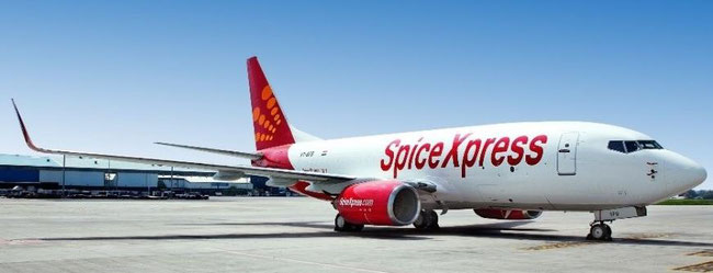 SpiceXpress Cargo might go public