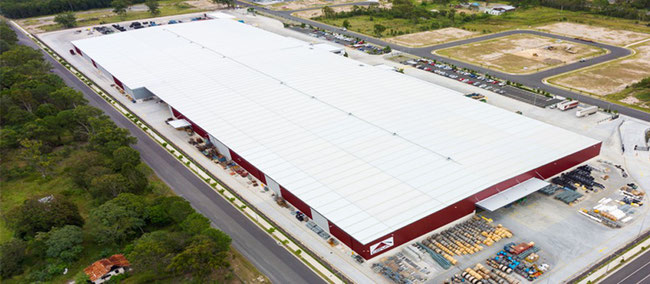 Ascendas-Firstspace logistics facility in India