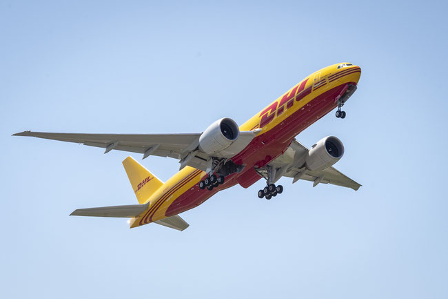 DHL Express taps into sustainable aviation fuel  -  courtesy of DHL Express