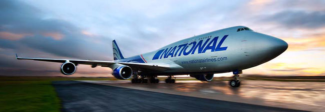 National Airlines grows its fleet  - photo: National