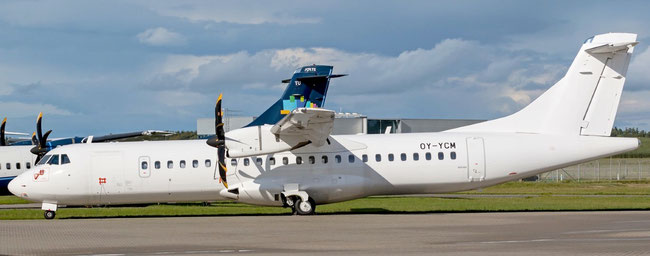 NAC's fleet includes 186 ATR aircraft
