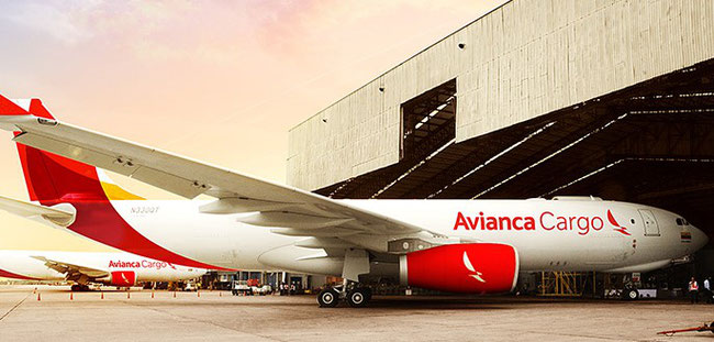 Avianca Cargo operates A330-200 freighters on the Brussels route….  -  pix: Avianca