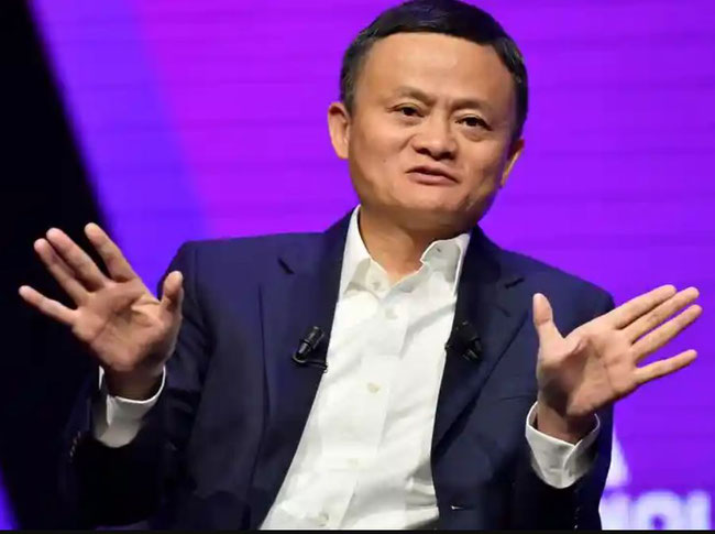 The disappearance of Jack Ma gives rise to speculation -  courtesy: The Guardian