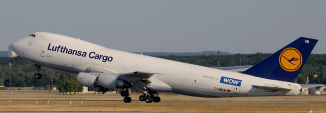 Lufthansa Cargo retired their last B747-200F in 2005  -  source: LHC