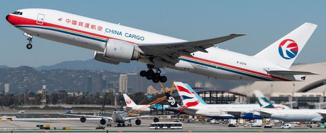 Eastern Air Logistics holds 83% stake in China Cargo Airlines