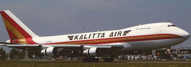 Kalitta Air freighters might not be seen at AMS any longer – company courtesy