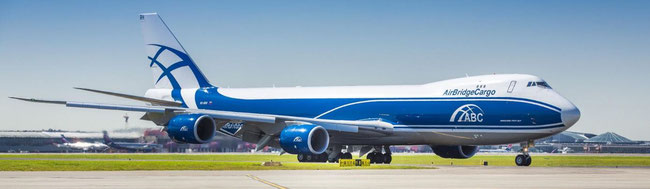 Five B747Fs to be returned. Image courtesy of AirBridgeCargo