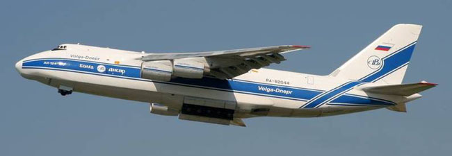 Quarrel over AN-124-100F certification issues – a storm in the tea cup?
