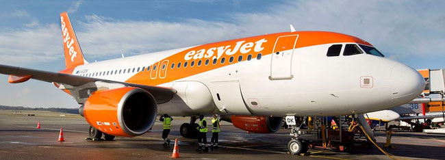 Will EasyJet together with ….  (photo: M. Penner)