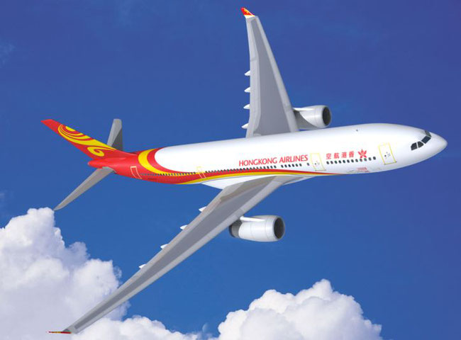 Will Hongkong Airlines soon be repainted… (picture HX)