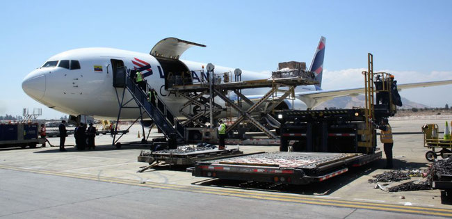 LATAM Cargo operates Boeing 767 freighters on the carrier's new Chicago routes – picture: hs