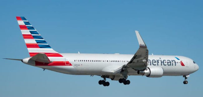 American Airlines operated Boeing 767s will soon serve Philadelphia-Berlin  -  courtesy AA