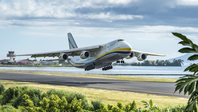 Antonov Airlines reports remarkable leap in revenues