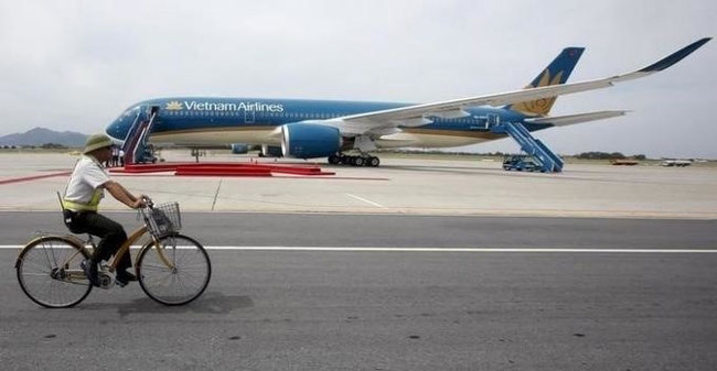 Is Vietnam Airlines eyeing freighters?