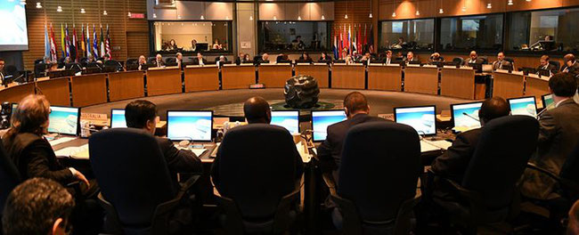 ICAO Council establishes COVID-19 Aviation Recovery Task Force - Image: ICAO