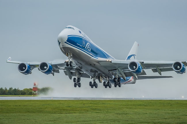 London-based CargoLogicAir continues upping its freighter fleet – company courtesy