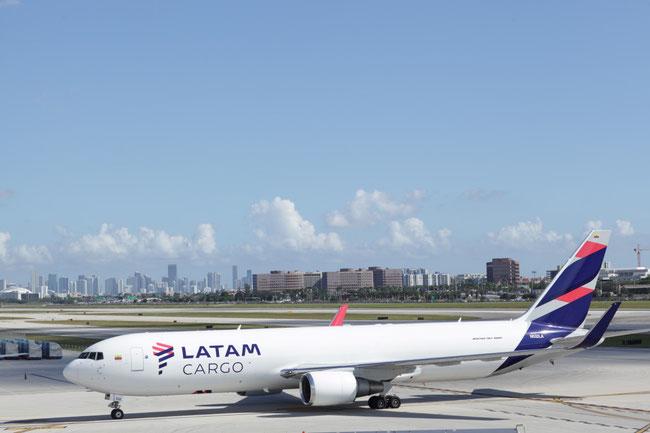 LATAM Cargo B767F