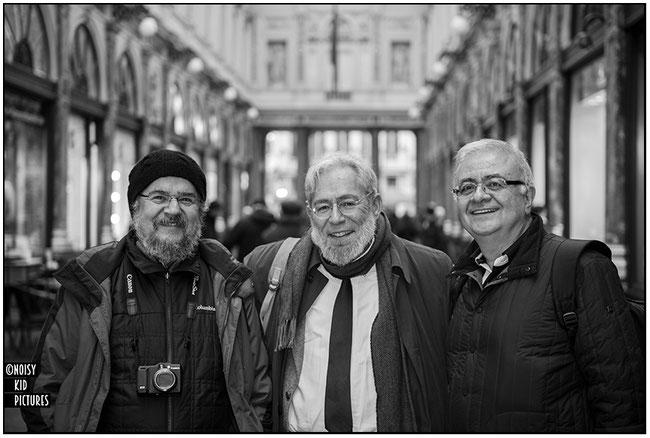 Photographe pour portraits d´entreprises très professionnel né à Bruxelles